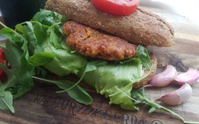 Gerda's vega vrijdagburger