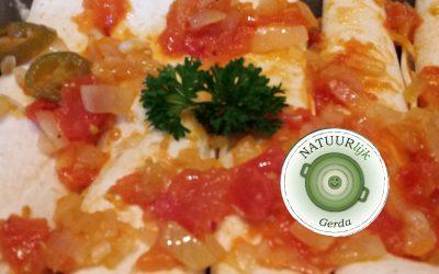 Gerda's ovenheerlijke enchiladas