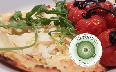 Gerda's gezonde pizza Margherita