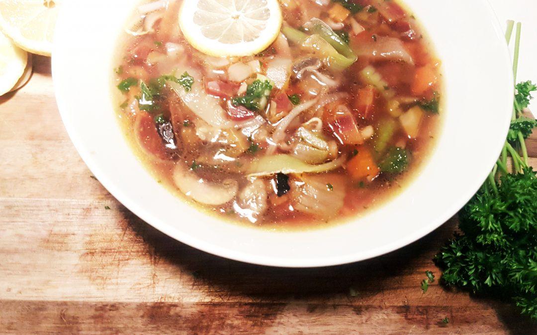 Gerda's anti-griep soep