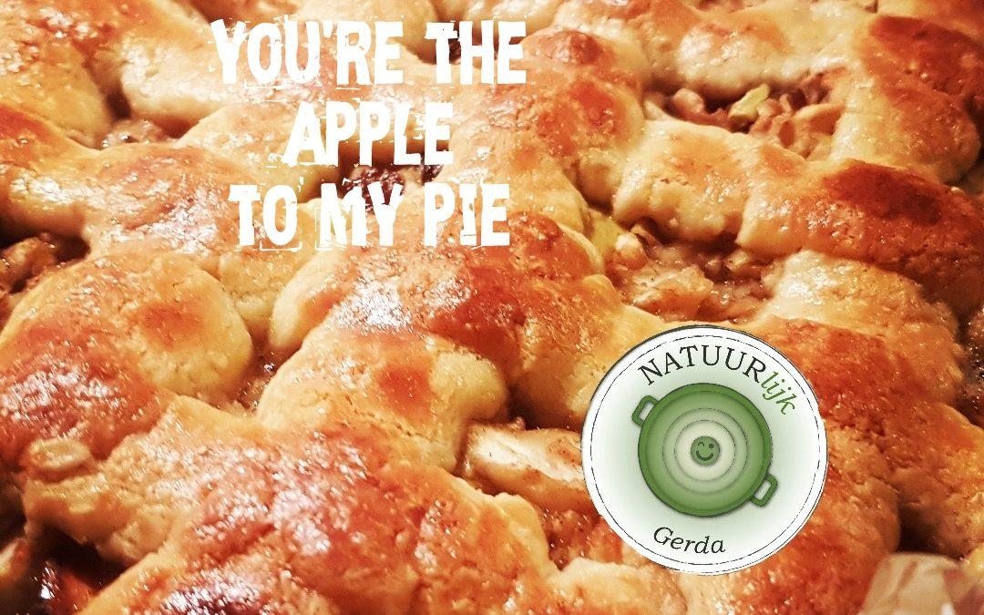 Gerda's herfstige appeltaart